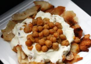 Tags Masakan Arab Resep Bahan Bahan Fateh Humus Bil Labneh