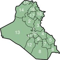 Wilayah Iraq