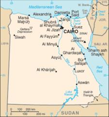 Wilayah Mesir